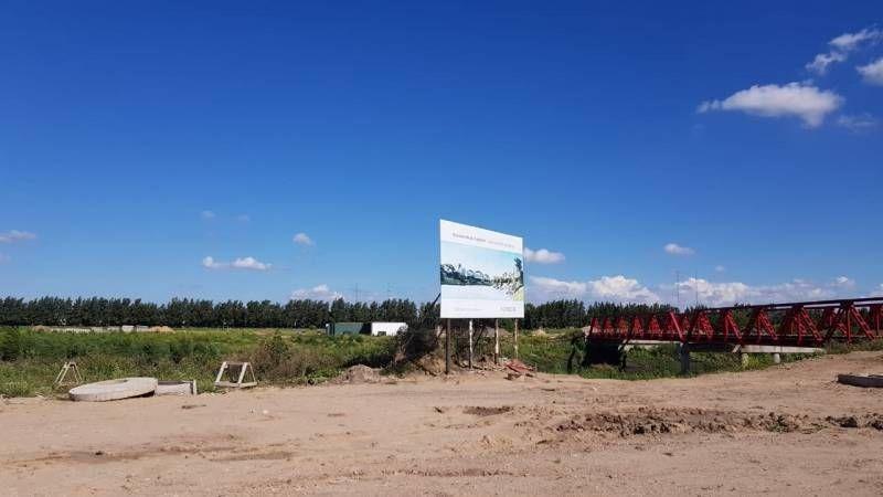 terreno  en venta ubicado en carpinchos, nordelta