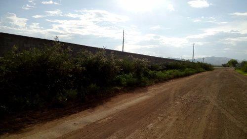 terreno en venta, ubicado en ejido rancho de enmedio