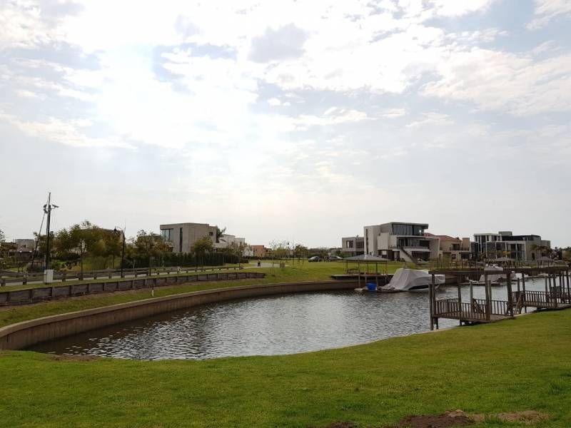 terreno  en venta ubicado en el yacht, nordelta