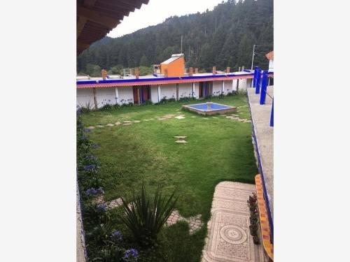 terreno en venta ubicado en la zona boscosa del pueblo mágico de real del monte.