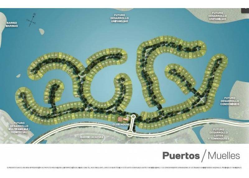 terreno  en venta ubicado en puertos, escobar y alrededores