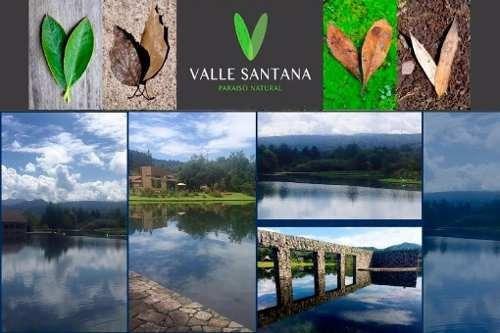 terreno en venta valle santana