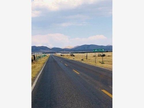 terreno en venta venta carretera juarez 33-37km en oportunidad 7 terrenos en $350,000.