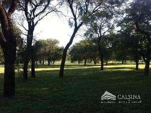 terreno en venta - villa allende  (frente a cancha de golf)
