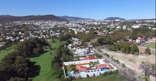 terreno en venta villas del meson, juriquilla