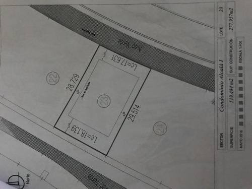 terreno en venta villas del refugio