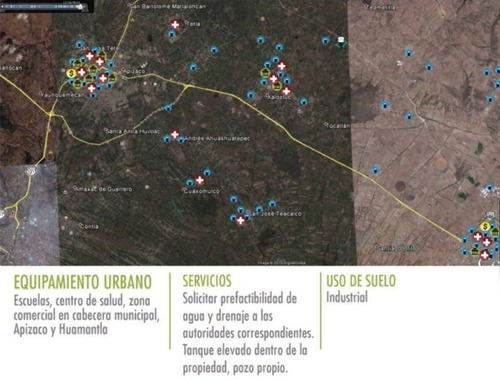 terreno en venta, xaloztoc, tlaxcala
