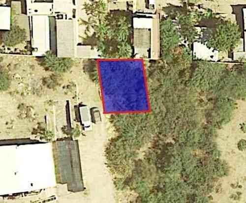terreno en venta, zona centro, los barriles b.c.s.