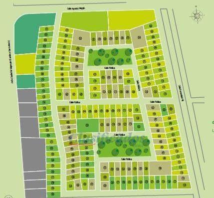 terreno en venta zona sur - la calandria  - aptos duplex