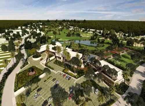 terreno en venta,privada provincia con campo de golf,dzibzilche,mérida,yucatán
