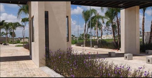 terreno en venta,privada soluna, zona de alta plusvalia,mérida,yucatán