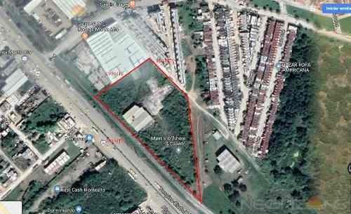 terreno en venta/renta en carretera tampico mante