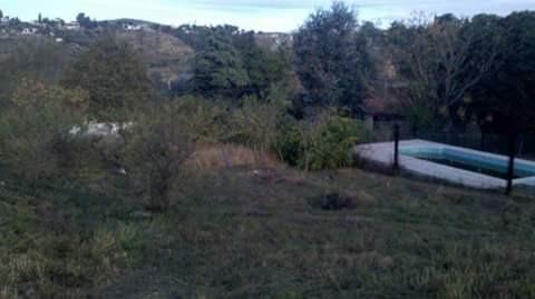 terreno en villa carlos paz calle lavoisiser