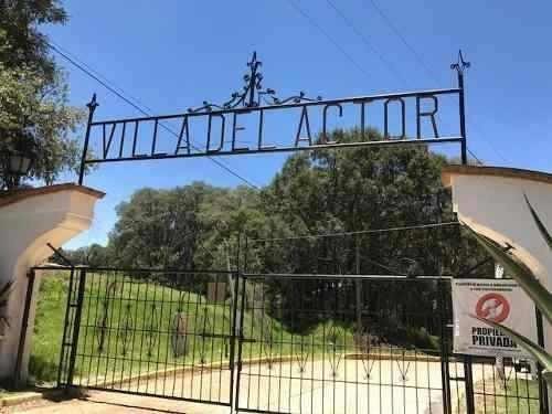 terreno en villa del actor, villa del carbón