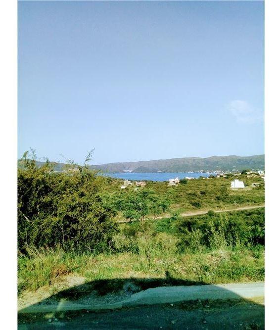 terreno en villa del lago, carlos paz