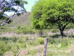 terreno en villa gral belgrano
