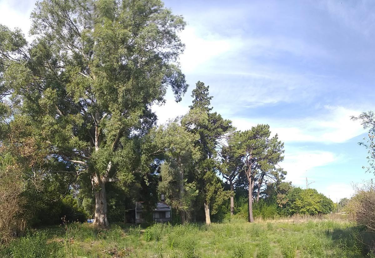 terreno en villa rosa - pilar de 4800 m2
