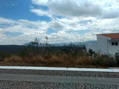terreno en vista real residencial & country club de 450 m2.