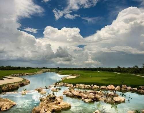 terreno en yucatán country club privada tumin