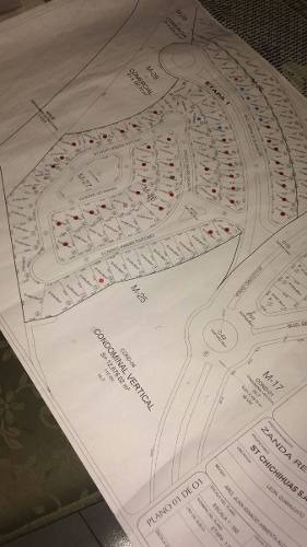 terreno en zanda residencial