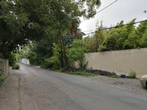 terreno en zona de los callejones, san pedro garza garcía