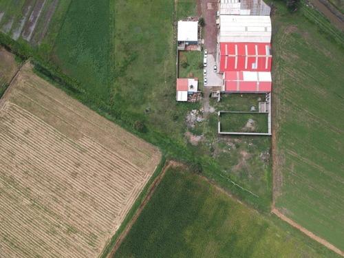terreno en zumpango cerca de mex 35 y camino a la laguna