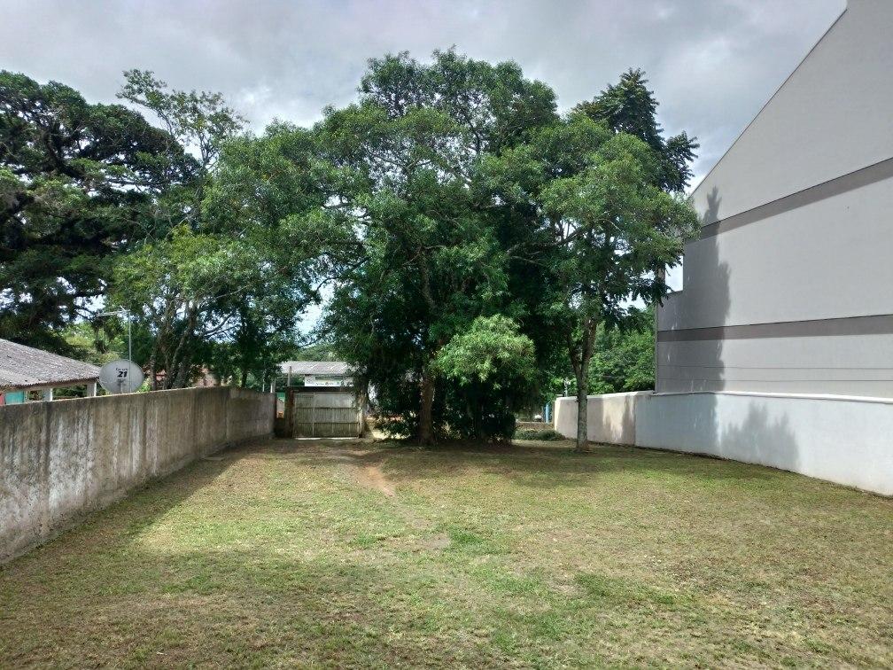 terreno enorme no centro de viamão com casa de madeira