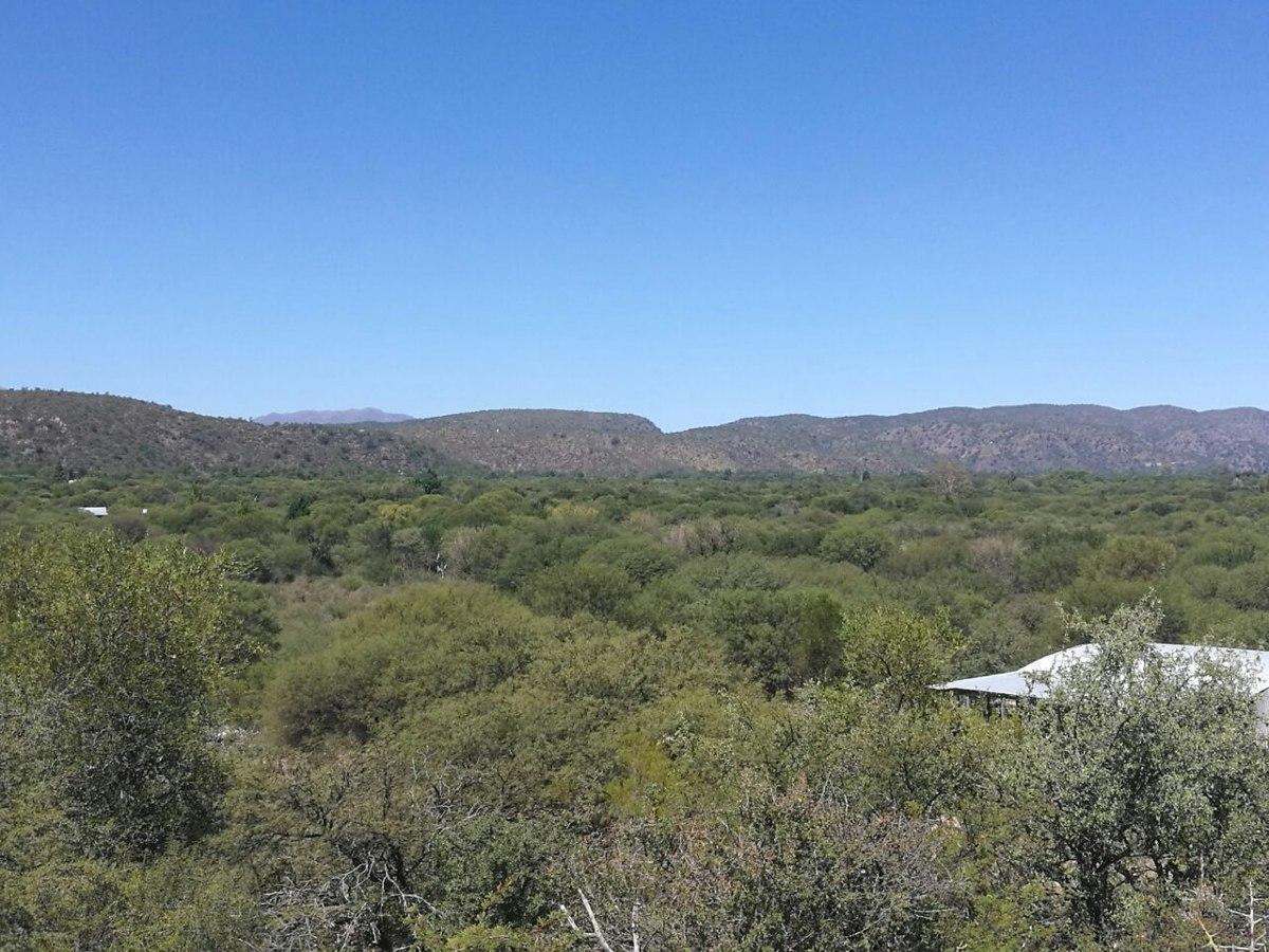 terreno escritura 60.000 mts. san marcos sierras, córdoba