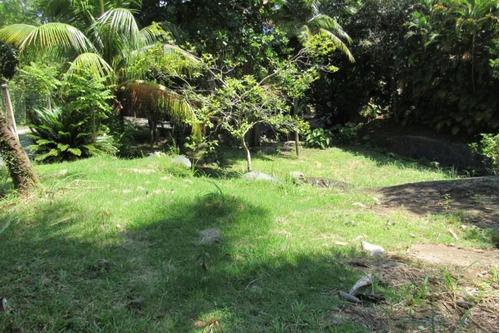 terreno escritura definitiva ilhabela - sp - praia do pinto - pp020