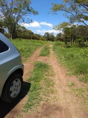terreno escriturado, 800 metros da rodovia, confira!!!