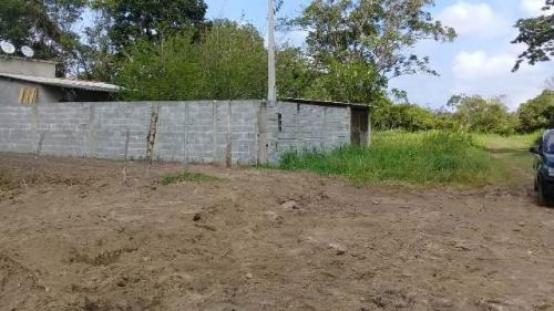 terreno escriturado na praia. r$13 mil + parcelas!