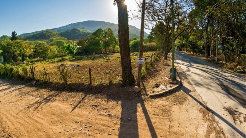 terreno esq. 1000 m2 - quebrada de san lorenzo