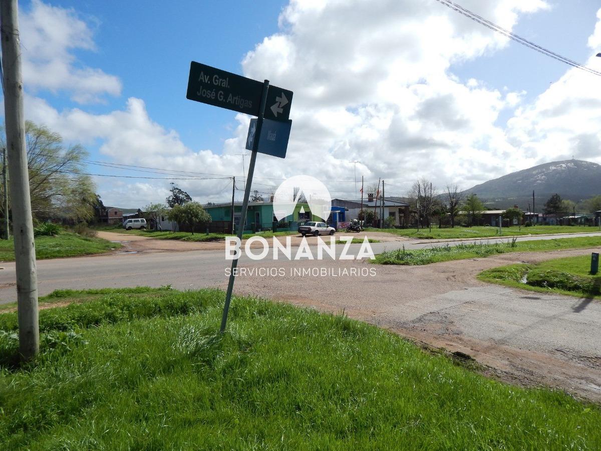 terreno esquina en venta, piriápolis, pueblo obrero