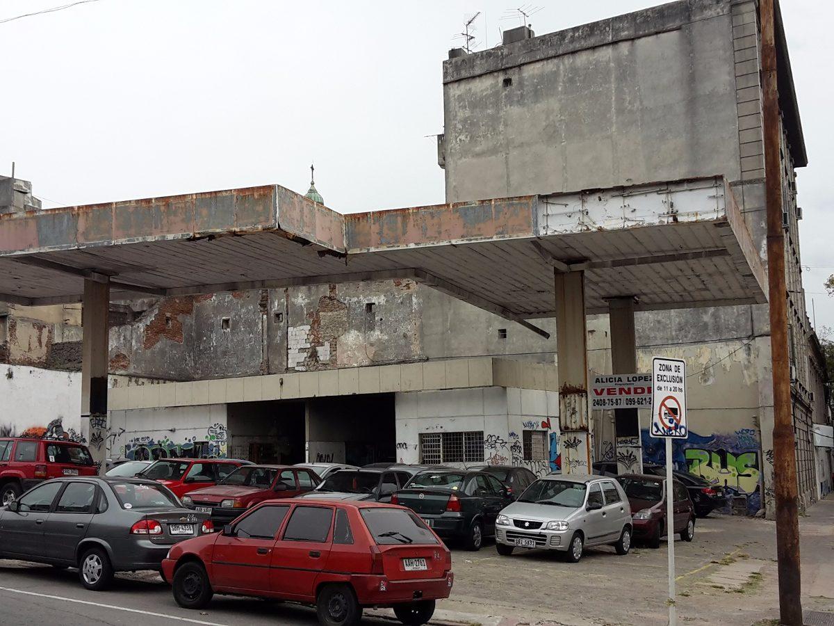terreno esquina - negocio- instalaciones estación servicio