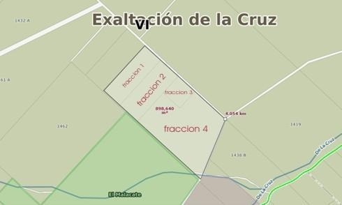 terreno - exaltacion de la cruz