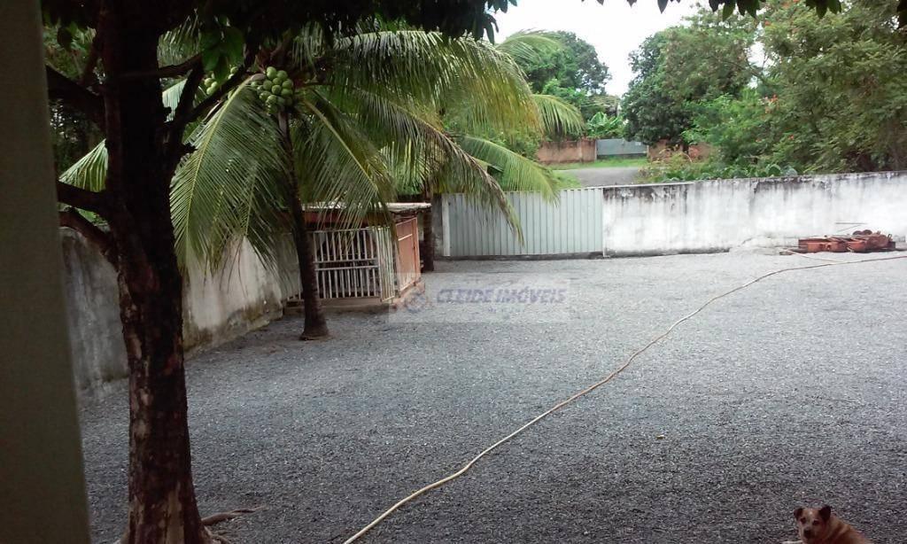 terreno excelente para kitnet contendo uma casa com 3 dormitórios à venda, 270 m² por r$ 6000.000 - boa esperança - cuiabá/mt - ca1095