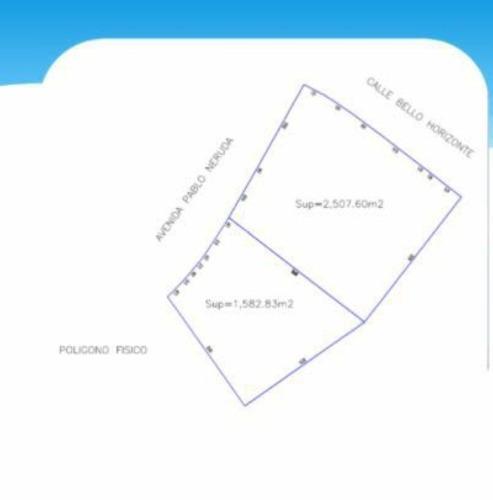 terreno exclusivo en venta en colinas de san javier