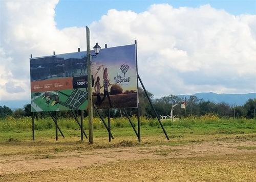 terreno financiado en 18 cuotas fijas