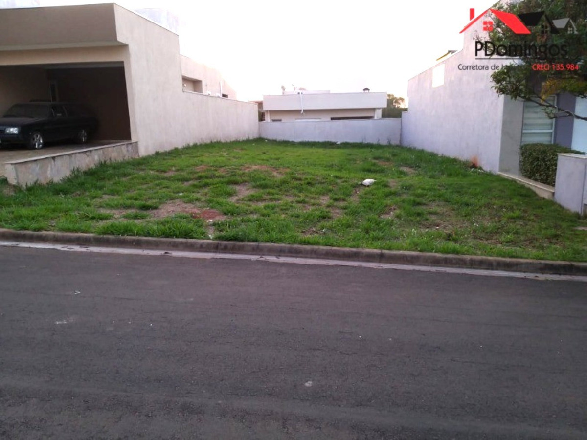 terreno financiado à venda no condomínio residencial real park em sumaré - sp - te00553 - 34401853