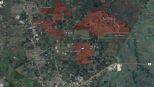 terreno fraccion  en venta ubicado en escobar, escobar y alrededores