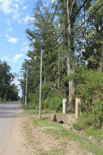 terreno fraccion  en venta ubicado en ing. maschwitz, pilar y alrededores