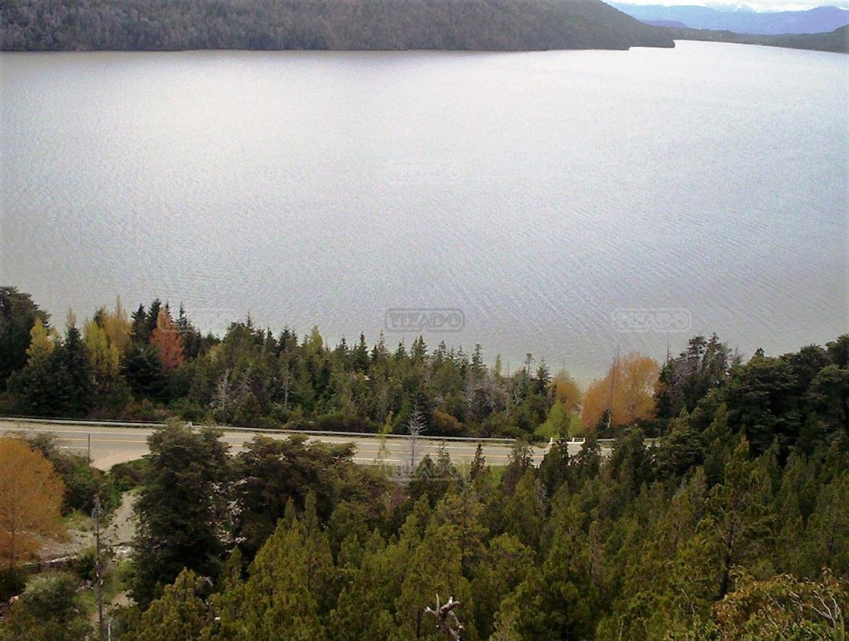 terreno fraccion  en venta ubicado en lago gutiérrez, bariloche