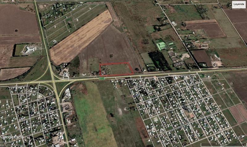 terreno fracción industrial proximo a012 - piñero