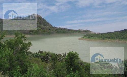 terreno - fraccionamiento cañadas del lago
