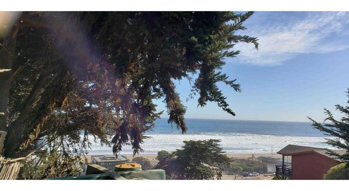 terreno frente a la playa de maitencillo