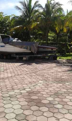 terreno frente a la playa en venta - puerto morelos