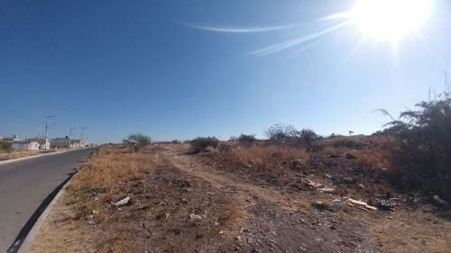 terreno frente al fracc. los huertos