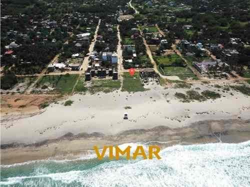 terreno frente al mar en venta zicatela puerto escondido