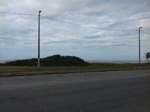 terreno frente ao mar 550m2 itanhaém