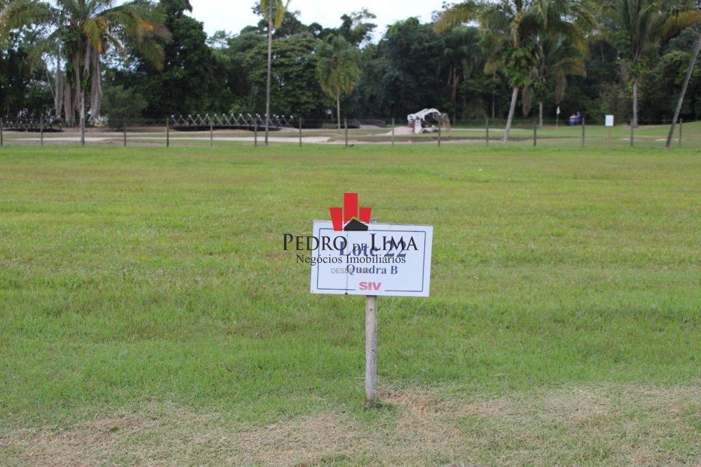 terreno frente para o campo de golf da riviera de são lourenço - rv307